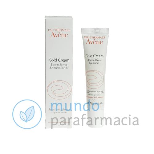Avene Cold cream balsamo labial 15 ml-0