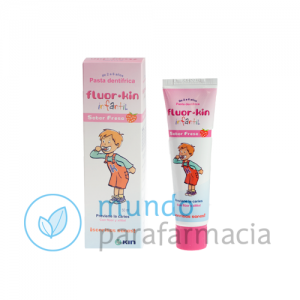 FLUOR-KIN PASTA FRESA 2-6 AÑOS-0