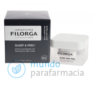 Filorga sleep and peel crema de noche reparadora -0