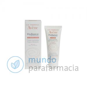 Avene Hydrance ligera UV SFP 20, 40 ml + espuma limpiadora regalo-0