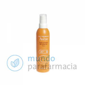 SPF 30 Avene solar spray 200 ml-0