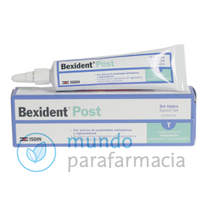 BEXIDENT POST GEL TOPICO 25 ML-0