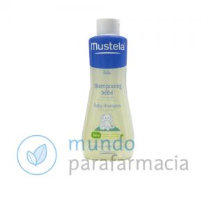 Mustela bebe champu infantil 500 ml-0