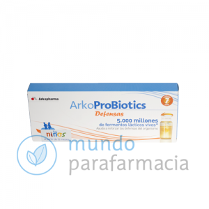 ARKOPROBIOTICS DEFENSAS NIÑOS 7 UNIDOSIS-0