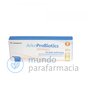 ARKOPROBIOTICS DEFENSAS ADULTOS 7 UNIDOSIS-0