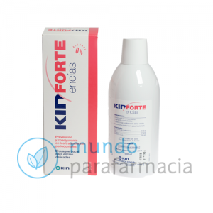 KIN FORTE ENCIAS ENJUAGUE BUCAL 500 ML-0