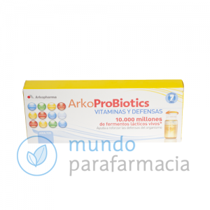 ARKOPROBIOTICS ENERGIA Y DEFENSAS JALEA REAL ADULTOS 7 UNIDO-0