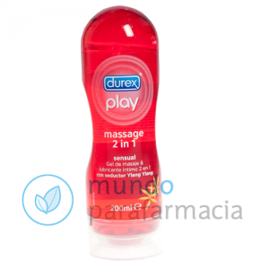 Durex play massage lubricante hidrosoluble intimo sensual 20-0
