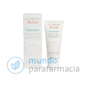 Avene cleanance emulsión seborreguladora matificante 40 ml-0