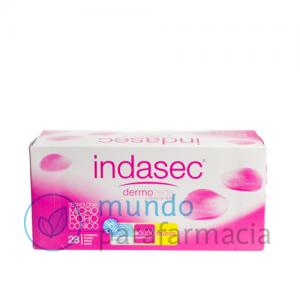 COMPRESA PERDIDAS LEVES INDASEC T- MICRO 45 ML 28 U-0