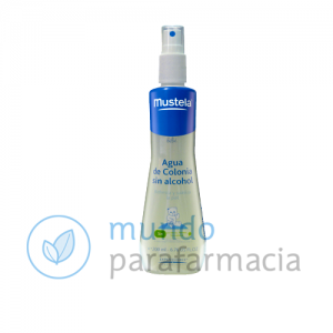 MUSTELA BEBE AGUA DE COLONIA SIN ALCOHOL 200 ML-0