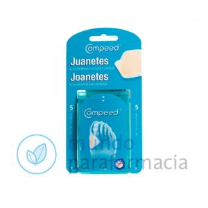 COMPEED JUANETES HIDROCOLOIDE 5 U-0