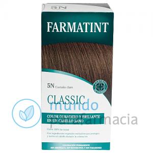 FARMATINT 135 ML CASTAÑO CLARO CAOBA-0