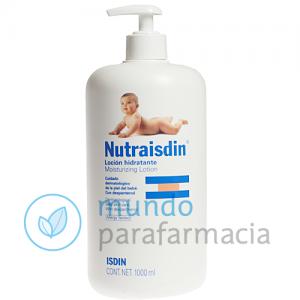 Nutraisdin loción corporal 1 Litro - Infantil-0