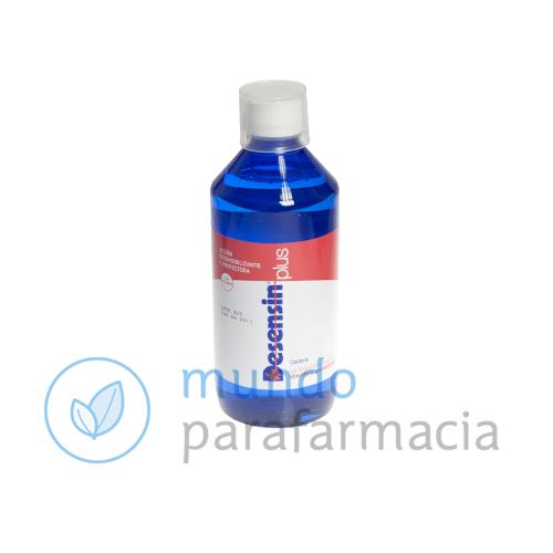 DESENSIN PLUS COLUTORIO DENTAL 500 ML-0