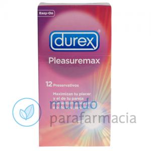DUREX PLEASUREMAX PRESERVATIVOS 12 U-0