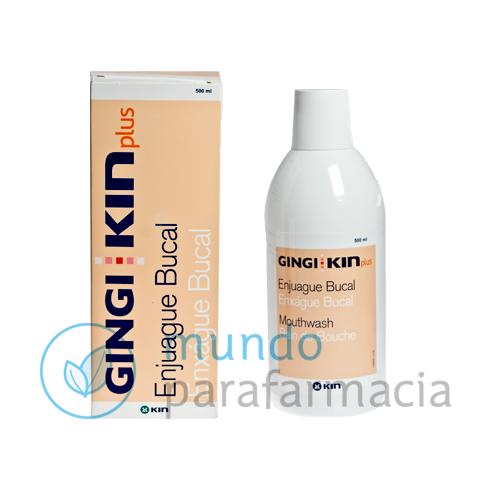 GINGIKIN B5 ENJUAGUE BUCAL 500 ML-0