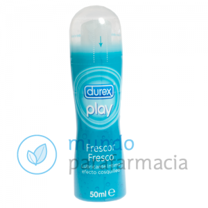 Durex play efecto frescor lubricante hidrosoluble intimo 50-0