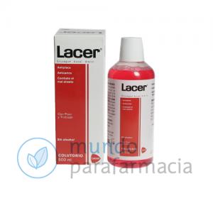 LACER COLUTORIO 500 ML, protege las encías de la boca-0