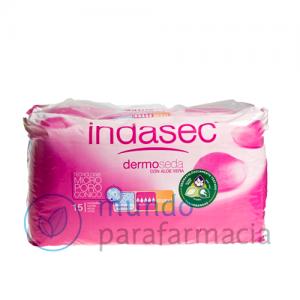 COMPRESA PERDIDAS LEVES INDASEC MAXI 15 U-0