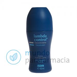 LAMBDA CONTROL DESODORANTE ROLL-ON 50 ML-0