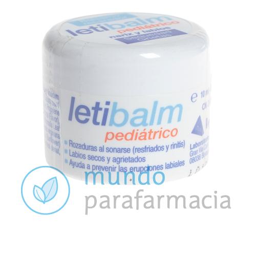 Letibalm pediatrico 10 ml - balsamo infantil-0