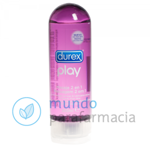 DUREX PLAY MASSAGE LUBRICANTE HIDROSOLUBLE INTIMO CON ALOE V-0
