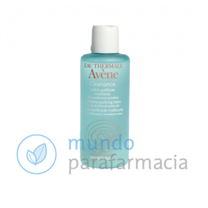 Avene cleanance loción purificante matificante 200 ml-0