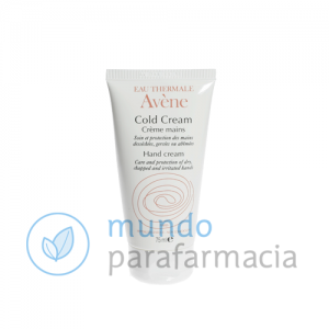 Avene Cold Cream crema de manos 75 ml -0