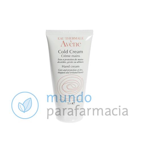 Avene Cold Cream crema de manos 75 ml -0