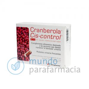 CRANBEROLA CISCONTROL ARKO 60 CAPS-0