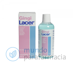 GingiLacer colutorio 500 ml-0