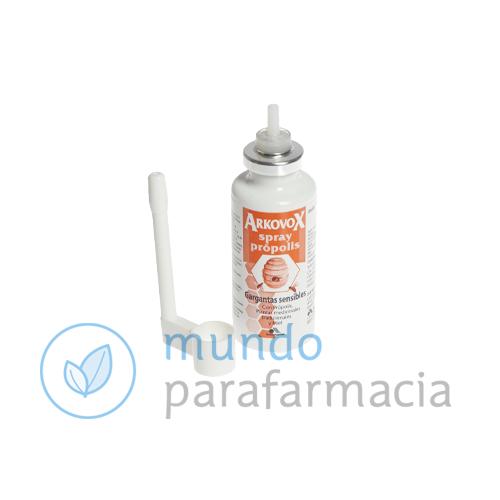 ARKOVOX PROPOLIS SPRAY para la garganta 30 ML-0