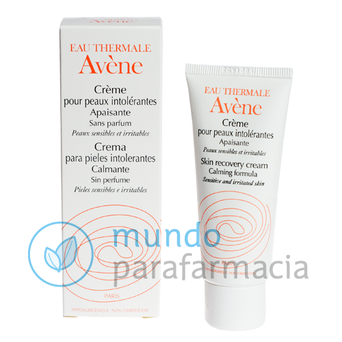 Avene crema para pieles intolerantes 40 ml-0