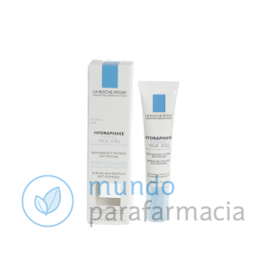 HYDRAPHASE YEUX, EYES - ANTIBOLSAS LA ROCHE POSAY 15 ML-0