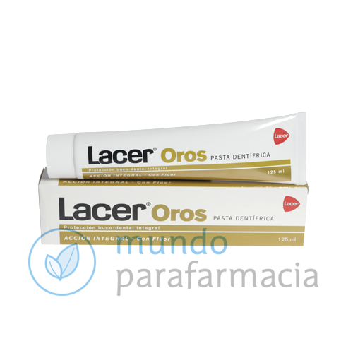 LACER OROS 2500 PASTA DENTAL 125 ML-0