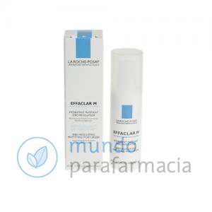 Effaclar M crema hidratante matificante activa 40 ml-0