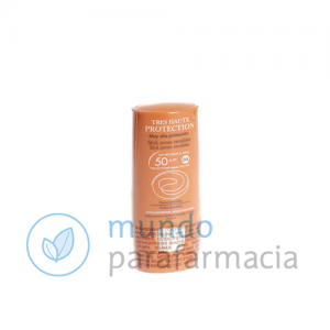 SPF 50+ Avene solar stick zonas sensibles (10gr)-0