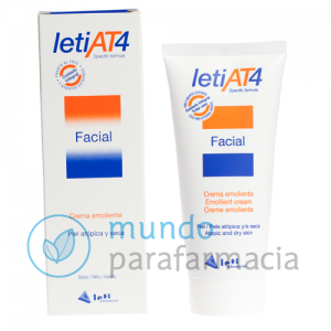 LETI AT-4 CREMA FACIAL 100 ML-0