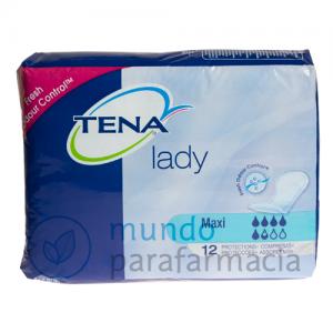 ABSORB INC ORINA LIGERA TENA LADY MAXI 12 U-0
