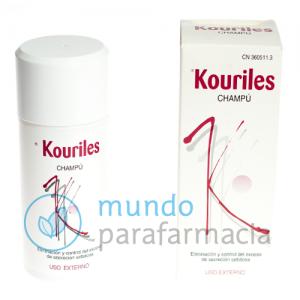 KOURILES CHAMPU 125 ML.-0