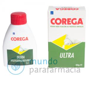 COREGA ULTRA ADHESIVO PROTESIS DENTAL POLVO 50 G-0