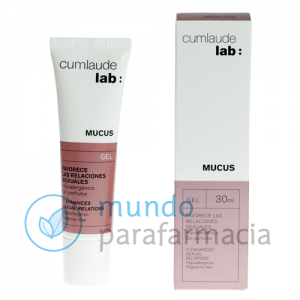 Cumlaude lab: mucus 30 ml - gel íntimo-0