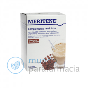 MERITENE 30 G 15 U CHOCOLATE-0