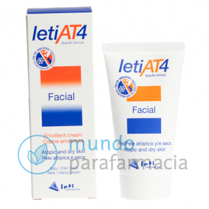 LETI AT-4 CREMA FACIAL 50 ML-0