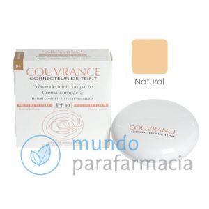 Avene Couvrance crema compacta natural (9,5gr)