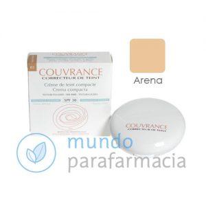 Avene Couvrance crema compacta oil free arena (9,5gr)