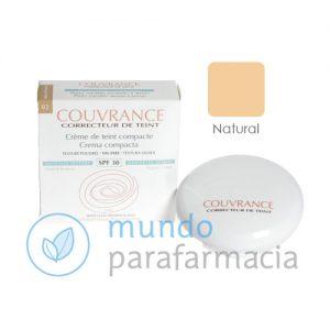 Avene Couvrance crema compacta oil free natural (9,5gr)