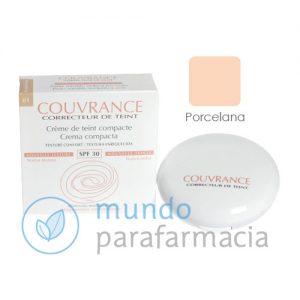 Avene Couvrance crema compacta porcelana (9,5gr)