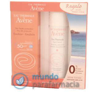 SPF 50+ Avene solar emulsion facial 50 ml-0